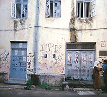 Zanzibar Backstreets   by Gavri
