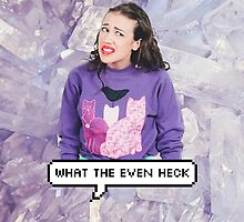Miranda Sings - What The Even Heck by givenchyhowell
