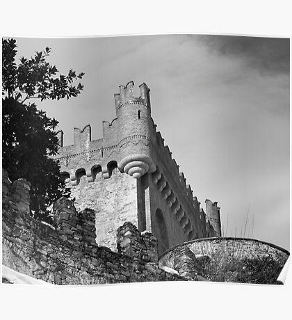 Castellar's castle - Particular Poster