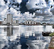 Cardiff Bay - Lucis Art by hulldude30
