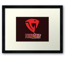 Sabertooth Guild Framed Print