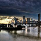 Story Bridge, Brisbane by Kane Gledhill