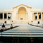 Jefferson Memorial by Catherine Hamilton-Veal  ©