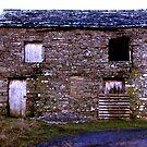 Old Stone Barn by Trevor Kersley