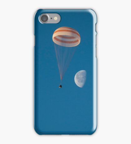 Expedition 42 Returns to Earth iPhone Case/Skin