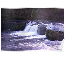 Aysgarth Falls #2 Poster