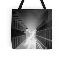 lifted high Tote Bag