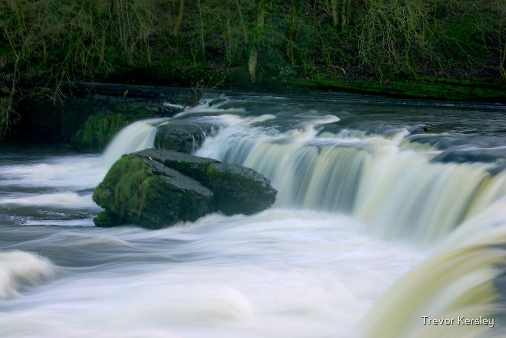 Aysgarth Falls #3 by Trevor Kersley