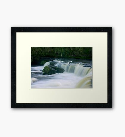 Aysgarth Falls #3 Framed Print