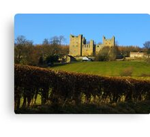 Castle Bolton Canvas Print