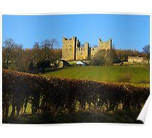 Castle Bolton Poster