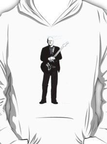 David Gilmour The Blue 2015 Tour T-Shirt