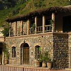 OLD HOUSE by Sabee  Kazmi