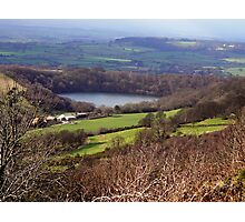Lake Gormire  -  Yorkshire Moors N.P. Photographic Print