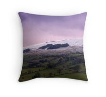 Wether Fell - Yorkshire Dales. Throw Pillow