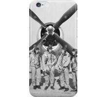 The NACA Spirit Captured, 1945 iPhone Case/Skin