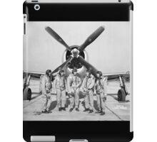 The NACA Spirit Captured, 1945 iPad Case/Skin