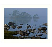 Lake Boffin - Co. Galway, Ireland Art Print