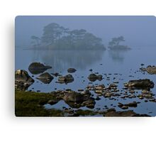 Lake Boffin - Co. Galway, Ireland Canvas Print
