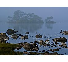 Lake Boffin - Co. Galway, Ireland Photographic Print