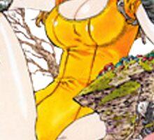 Diana - Seven Deadly Sins Sticker