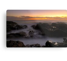 Sunrise at Mullway Metal Print