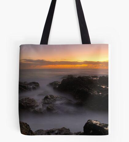 Sunrise at Mullway Tote Bag