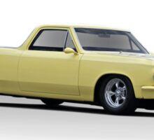 1965 Chevrolet Custom El Camino 'Studio' Sticker