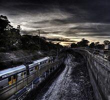 Kirrawee Track Works by Alexander Kesselaar
