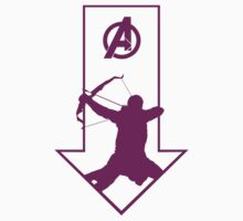 Just Hawkeye Kids Clothes