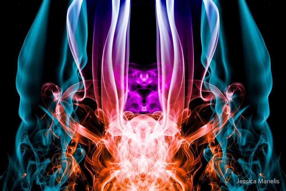 Holy Smoke by Jessica Manelis