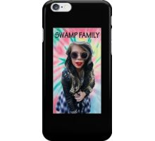 SWAMP FAMILY CASE iPhone Case/Skin