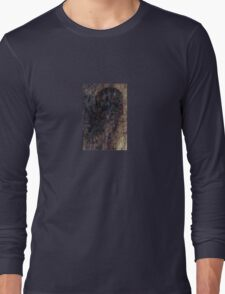 Hairy window 1 Long Sleeve T-Shirt