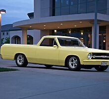 1965 Chevrolet Custom El Camino by DaveKoontz