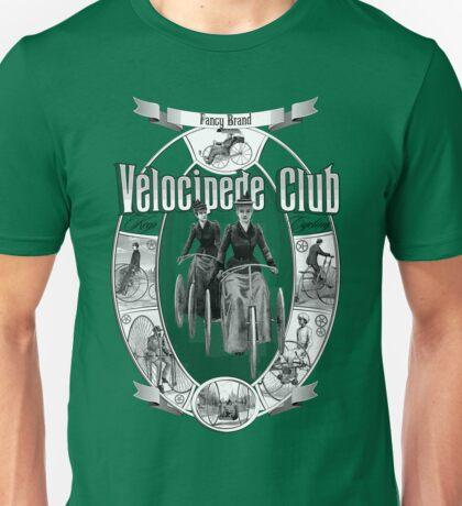 Velocipede club Unisex T-Shirt