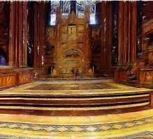 Liverpool Anglican Cathedral by JohnTee