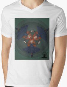 Southern Gothic by Mythic Fairy Art Mens V-Neck T-Shirt
