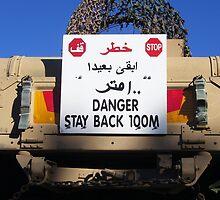 Back from Iraq by CynLynn