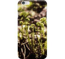 Endgraving Forest 15 iPhone Case/Skin