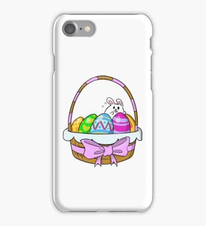 Bunny Basket iPhone Case/Skin