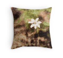 Endgraving Forest 14 Throw Pillow