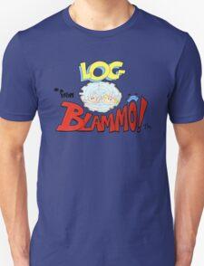 Log from Blammo Unisex T-Shirt