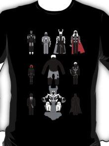 Revengers Assembled (Portrait) T-Shirt