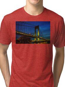 Verrazano Moon Tri-blend T-Shirt