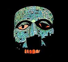Aztec Mask by lintho