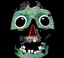 Aztec Mask 2 by lintho
