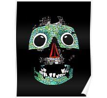 Aztec Mask 2 Poster
