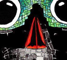 Aztec Mask 2 Sticker