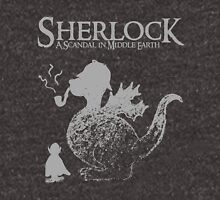 Sherlock: A Scandal in Middle-earth (Grey) Hoodie