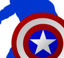 Just Captain America Sticker